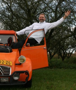 2CV Rally Raid Team Robert Jan